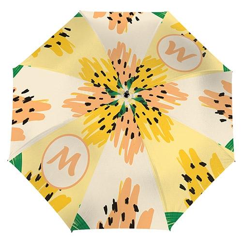 Зонт с Вашей монограммой «Цветочный» от 2 990 руб