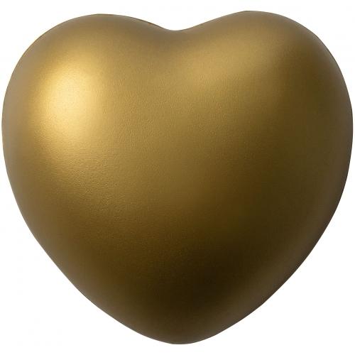 Игрушка антистресс «Сердце», золотистый от 240 руб